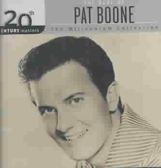 20TH CENTURY MASTERS:MILLENNIUM COLLE BY BOONE,PAT (CD)