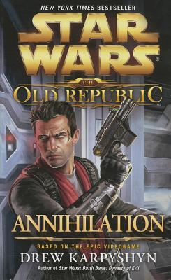 Annihilation By Karpyshyn, Drew